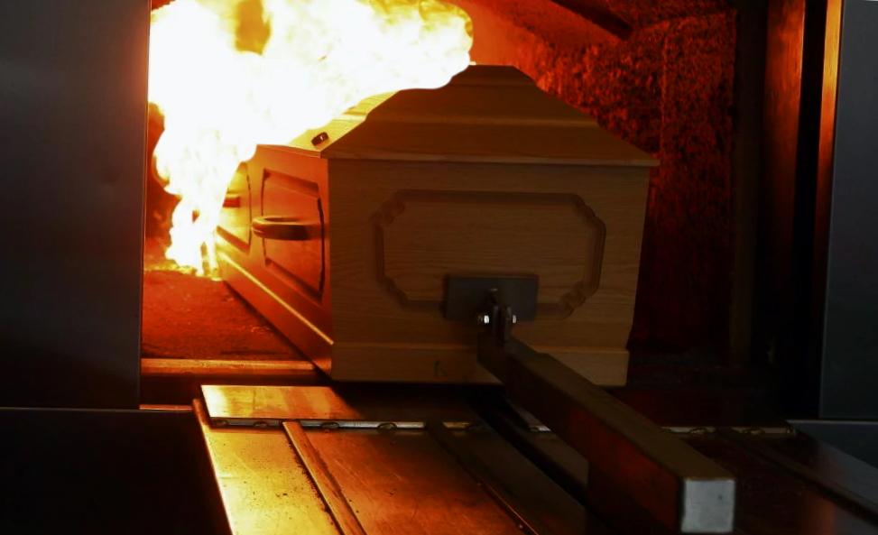 кремация усопшего