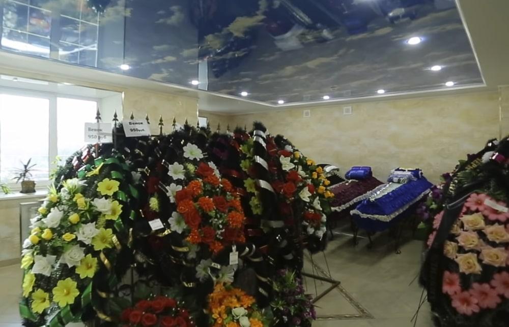 Похороны человека — порядок действий