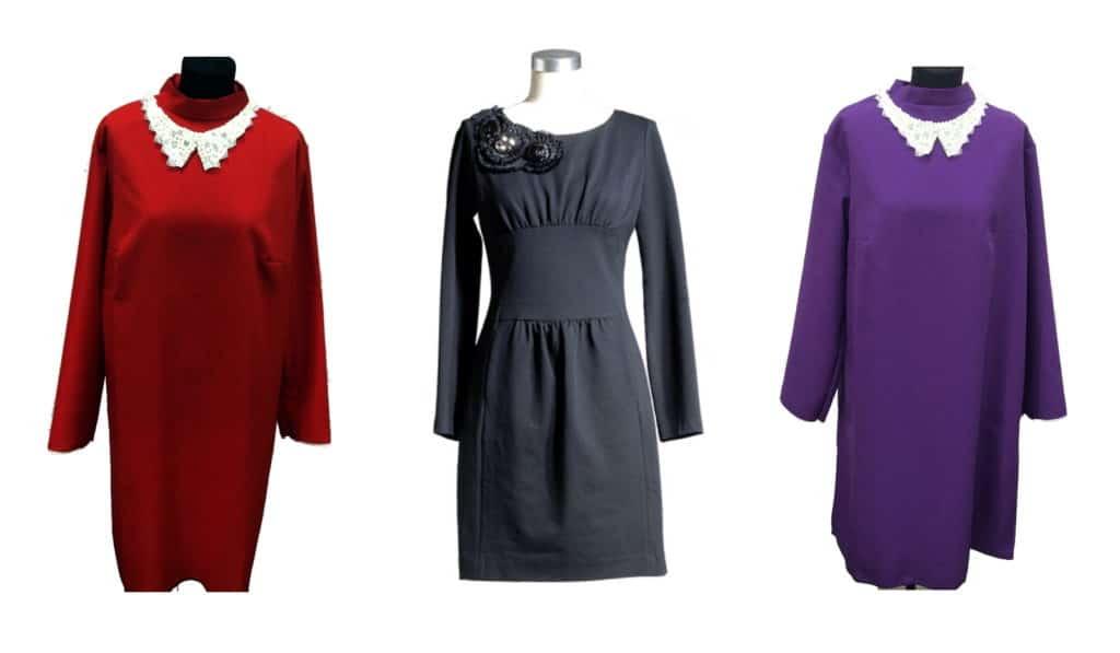 одежда для погребения женщин